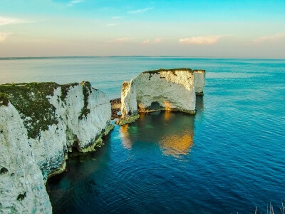 Old Harry's Rock - Dorset - Lose Weight